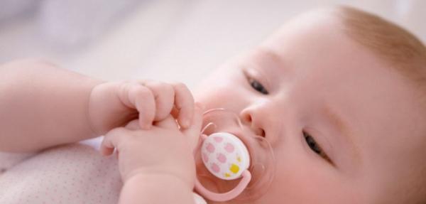 Облизывание соски убережет ребенка от аллергии0