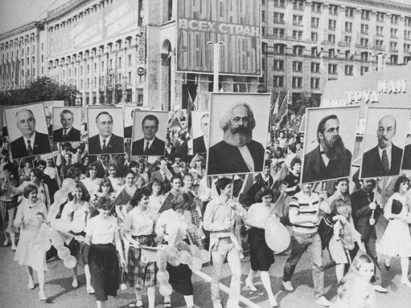 Страшный Первомай в 1986 году2