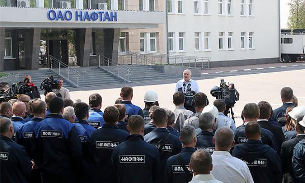 Photo of Что Лукашенко готов продать России за «космические» деньги