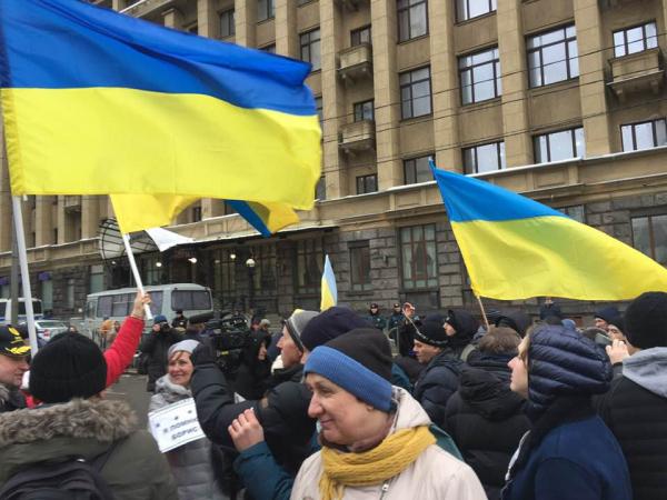 Европейские бизнесмены считают, что на Украине не дружат с головой0