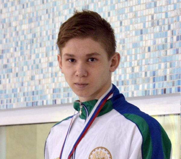 Паралимпиец из Башкирии установил рекорд России по плаванию0