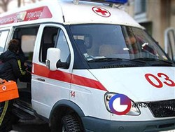Пьяные россияне напали на бригаду скорой помощи0