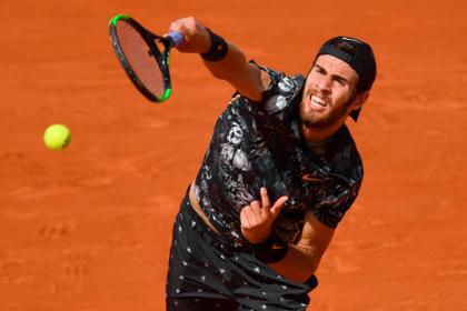 «Ролан Гаррос» остался без россиян: Теннис: Спорт: Lenta.ru0
