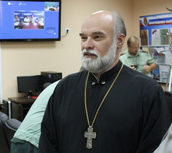 Photo of Священника, выступавшего против «Тангейзера», наградили «за противодействие экстремизму»