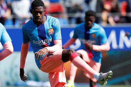 Вечно опаздывающий игрок вновь задержался и настроил против себя «Барселону»0
