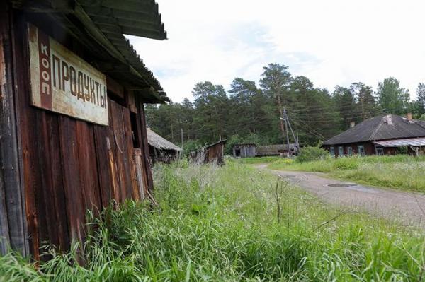 Как погибают брошенные на Урале железнодорожные деревни и почему их не расселяют22