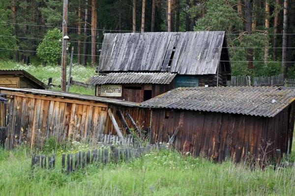 Как погибают брошенные на Урале железнодорожные деревни и почему их не расселяют4
