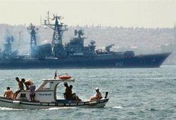 """Photo of Крейсер ВМС США """"подрезал"""" российский корабль"""