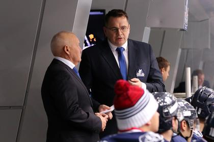 Критикующих Россию иностранных хоккеистов предложили арестовывать0