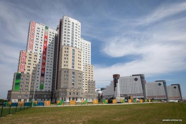 Минск, «Голодные игры»9