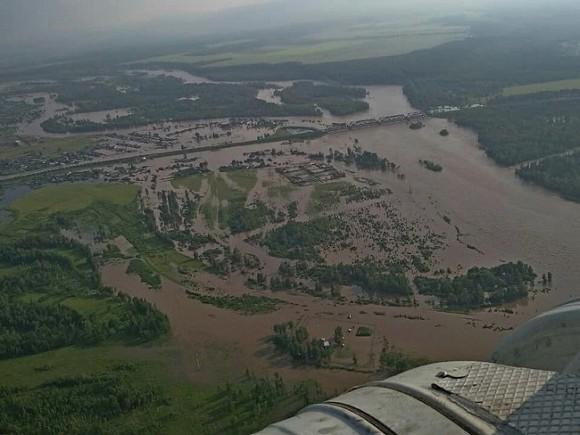В Иркутской области без света остаются около 8 тысяч человек0