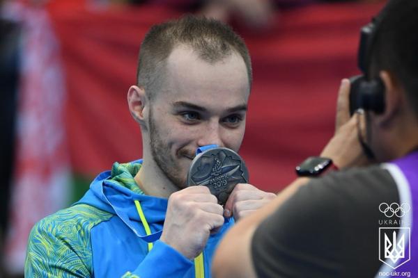 Верняев отчитал журналистку, которая осталась недовольна его серебром Европейских игр0