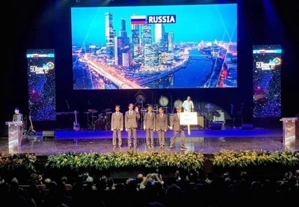 На юбилейной международной олимпиаде по физике Тель-Авиве россияне взяли пять медалей0