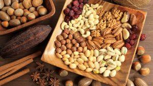 Орехи – вкусное средство от старости0