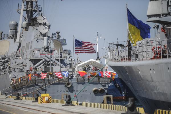 Photo of Военные учения «Си Бриз-2019. В прицеле… Украина?