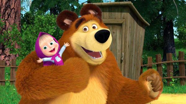 Photo of Британцы отреагировали на прокат «Маши и Медведя» в лондонских кинотеатрах