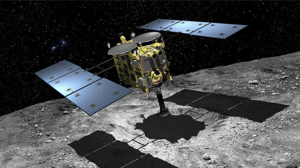 Photo of Японский космический аппарат собрал образцы грунта астероида. Что он там ищет?