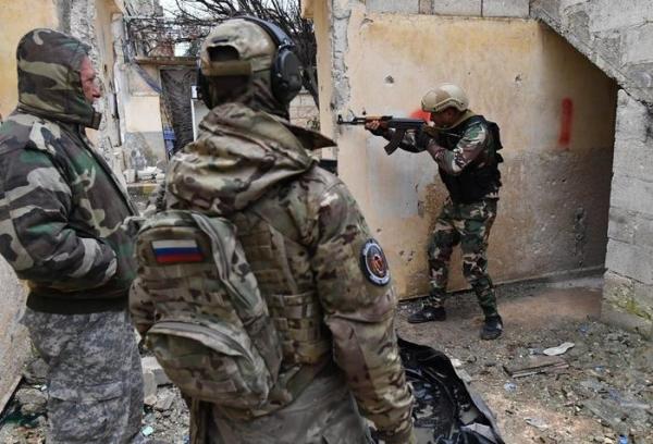 Спецназ России в Сирии «перестал прятаться»3