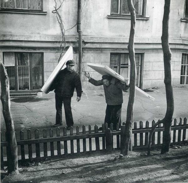 Ужасающая нищета советской провинции16