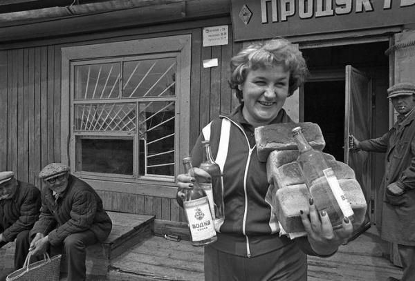 Ужасающая нищета советской провинции9