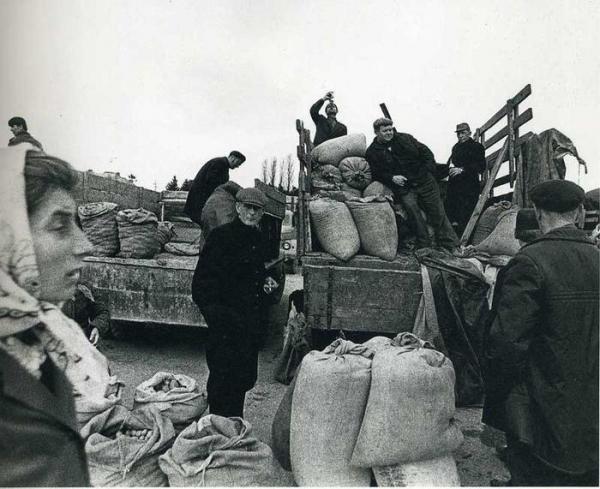 Ужасающая нищета советской провинции11