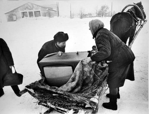 Ужасающая нищета советской провинции15
