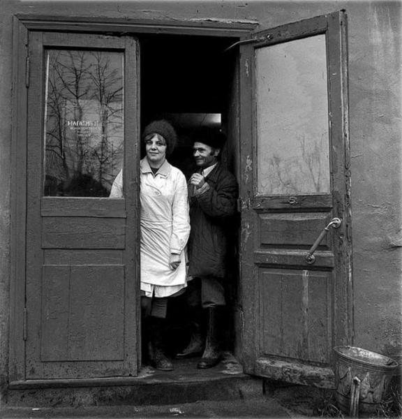 Ужасающая нищета советской провинции17