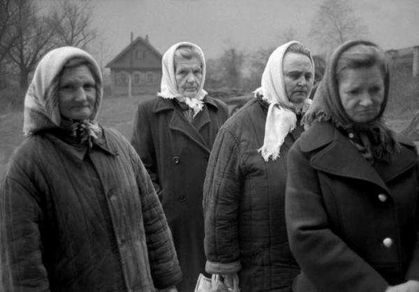 Ужасающая нищета советской провинции19