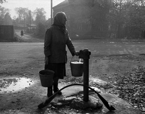 Ужасающая нищета советской провинции6