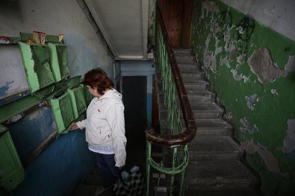 Ужасы российских подъездов12