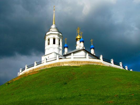 Photo of Вместо храма на курорт ?