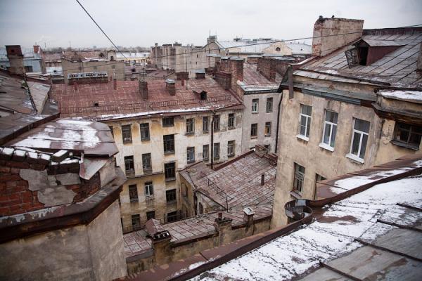 Photo of «Частью наследия надо пожертвовать»: Снести здания в центре Петербурга