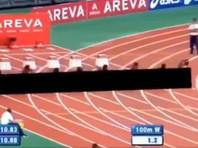 Photo of Иранцам показывают по телевизору черные прямоугольники вместо легкоатлеток