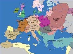 Когда родился Новый Запад?0