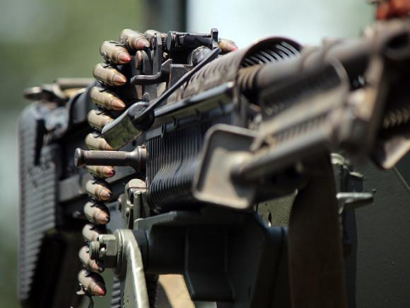Кто подберет бесхозный пулемет?0