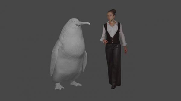 Photo of Новозеландские пингвины ростом с человека