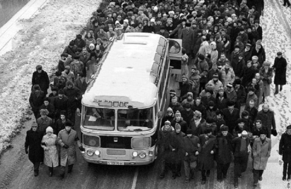 Похороны в СССР, как это было3