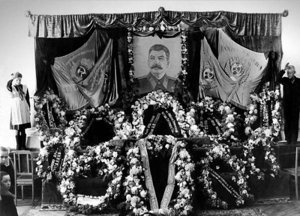 Похороны в СССР, как это было1