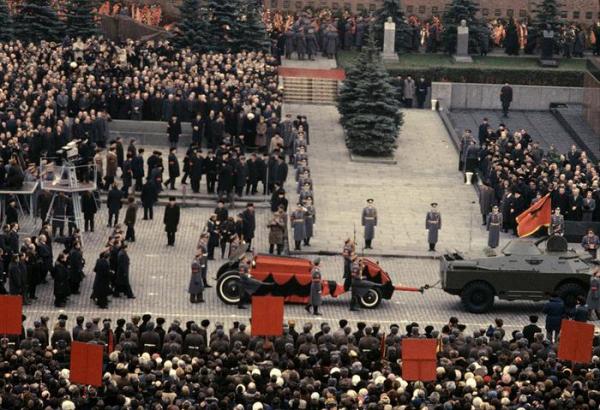 Похороны в СССР, как это было4