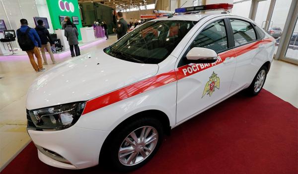 Photo of У Росгвардии будут автомобили с тепловизорами