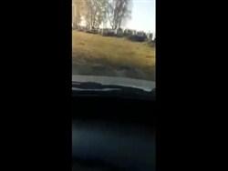 Photo of В российском селе перестали закапывать могилы из-за поломки трактора