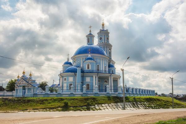 Photo of Великолепный храм в Сибири