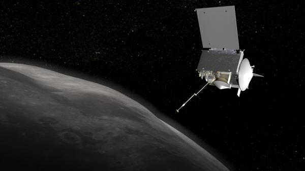 Выбраны места посадки OSIRIS-REx на астероид Бенну0