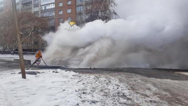 Photo of 100 жилых домов в Новосибирске остались без горячей воды и отопления