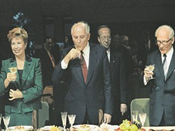 Как рухнул социализм на немецкой земле и объединилась Германия0