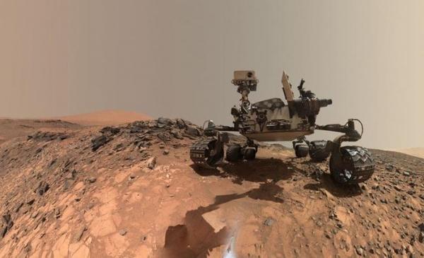 Марсоход NASA Curiosity обнаружил свидетельства существования на Марсе древних озер1
