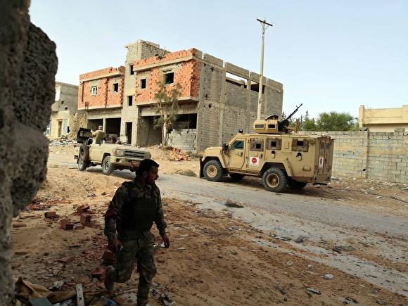 NYT 200 бойцов ЧВК «Вагнер» прибыли в Ливию. Они используют то же оружие что на Донбассе0