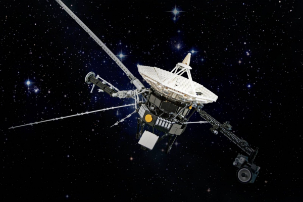 Photo of Опубликован анализ данных с Voyager 2, полученных после выхода в межзвёздное проство