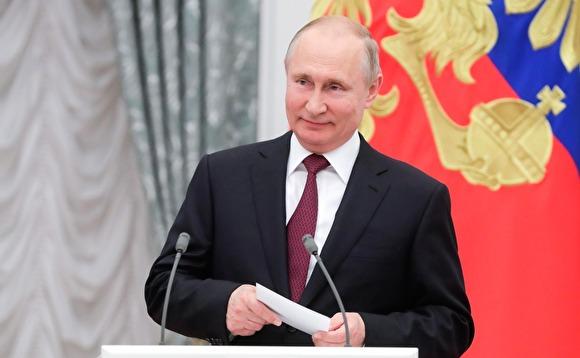 Путин наградил Бориса Ротенберга орденом Александра Невского0