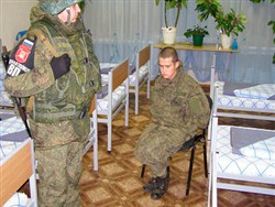 Рядовой Шамсутдинов назвал причину бойни0